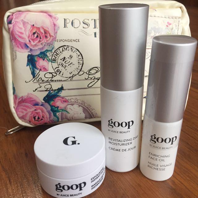 Goop Essential Skincare Set