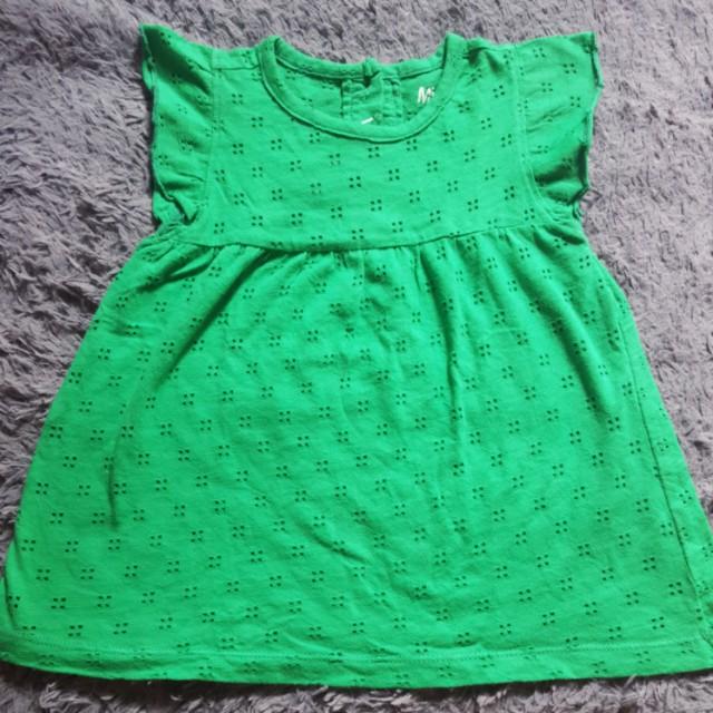 Green Tunic Dress