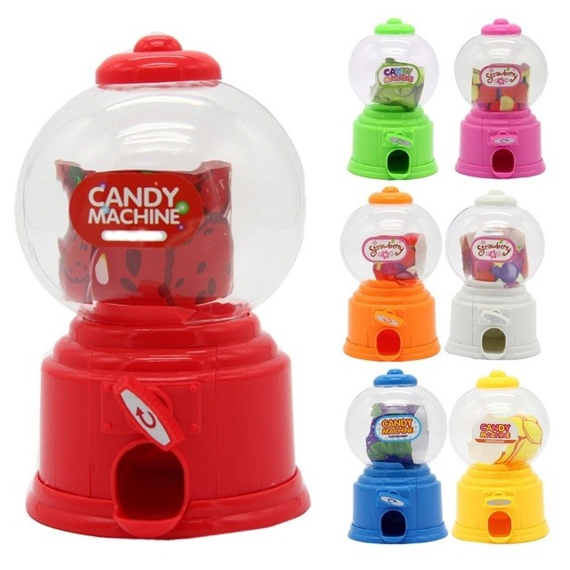Gumball Machine & Coinbank