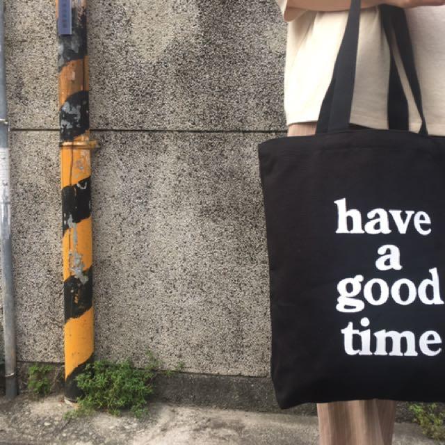 Have a good time 韓國🇰🇷手提入台