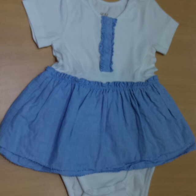 H&M dress for newborn girl