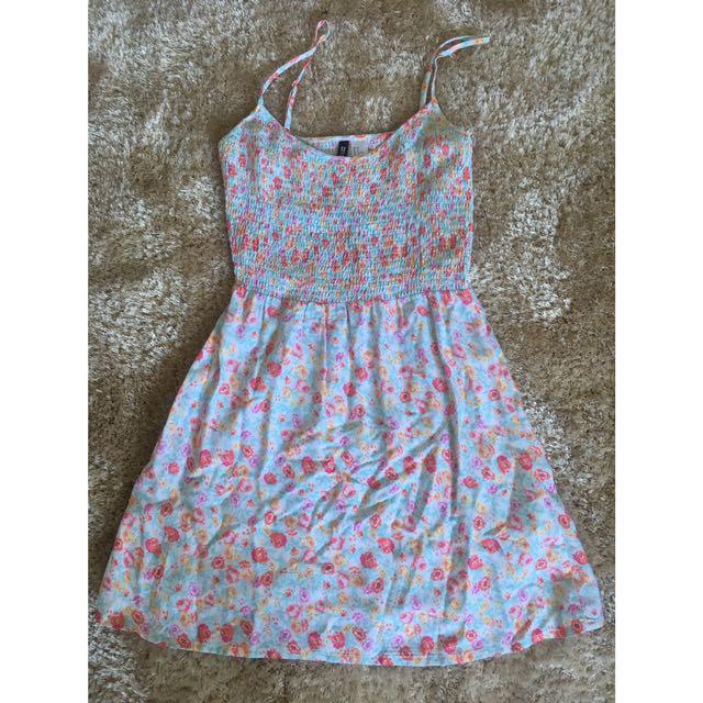 H&M Summer Dress Size 12