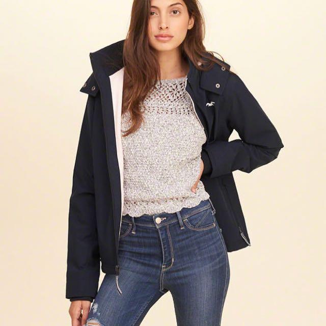 美國代購-女款Hollister外套