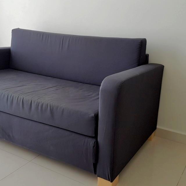 Ikea 2 Seater Sofa Bed Furniture