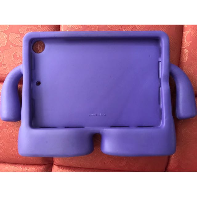 Ipad air2 rubber case