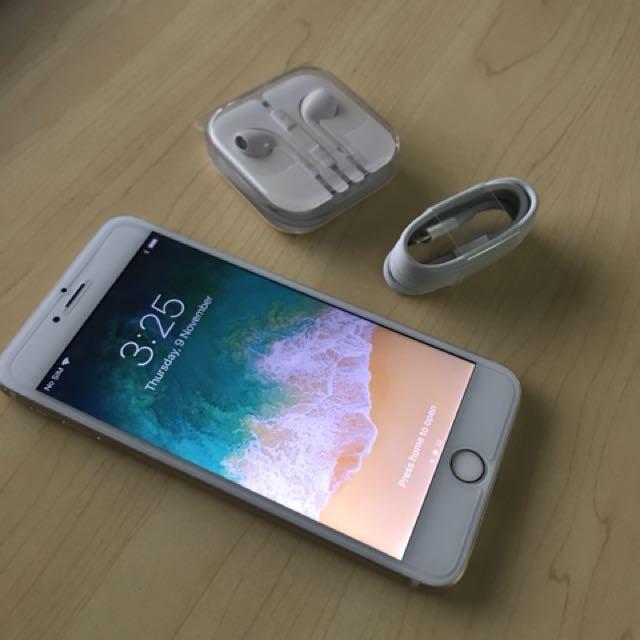 IPhone 6 Plus . 64gb. Gold
