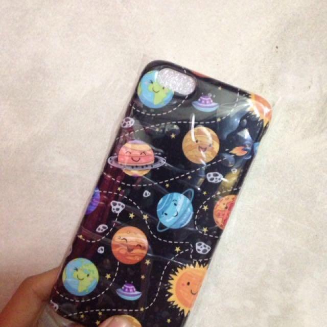 Iphone 6s Galaxy Casing