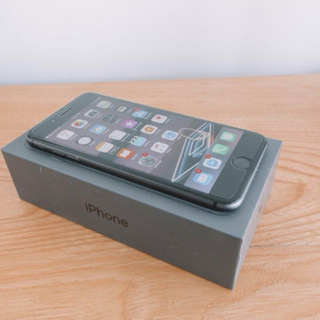 iPhone 8 Plus 64G Space Grey