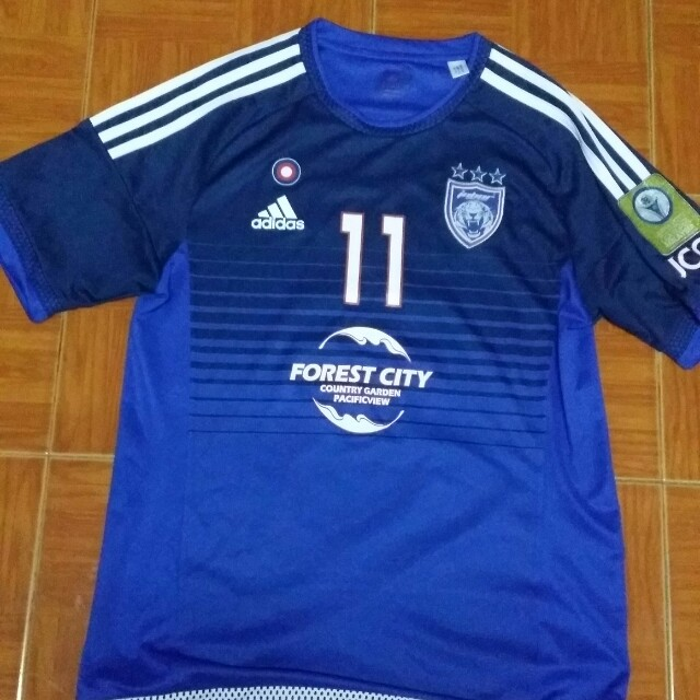 1a4b4206a Jersi JDT 2016 (home), Sports, Athletic & Sports Clothing on Carousell