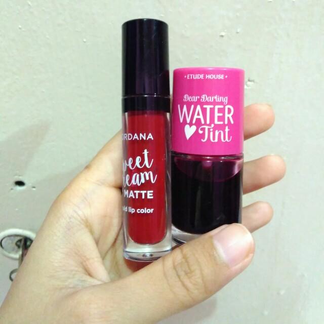 Jordana dan Etude Water Tint