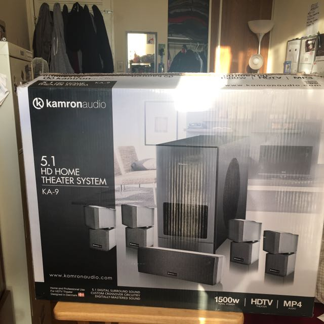 Kamronaudio 5.1 HD home theatre system