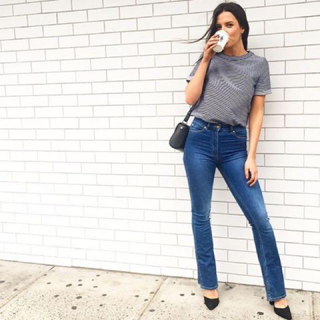 Kookai Flare Jeans