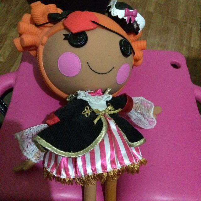 Lala Loopsy Pirate Doll