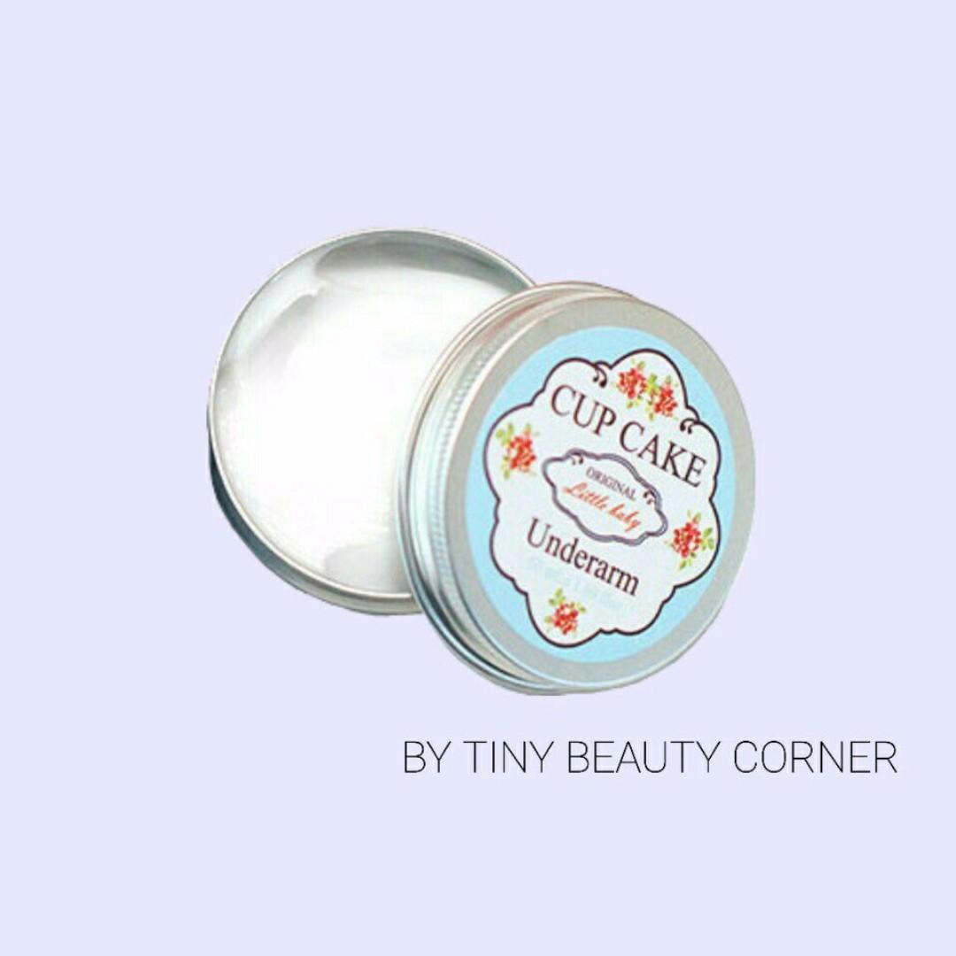 Little Baby Underarm Cupcake Cream