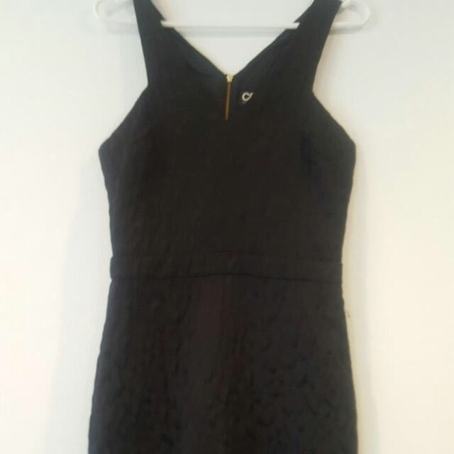 Little Black Dress By Camilla And Marc
