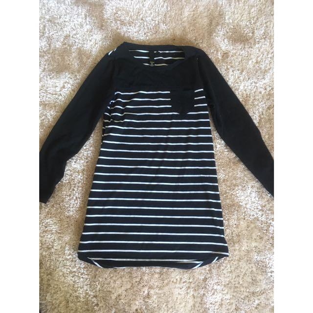 Long Sleeve Dress Size M
