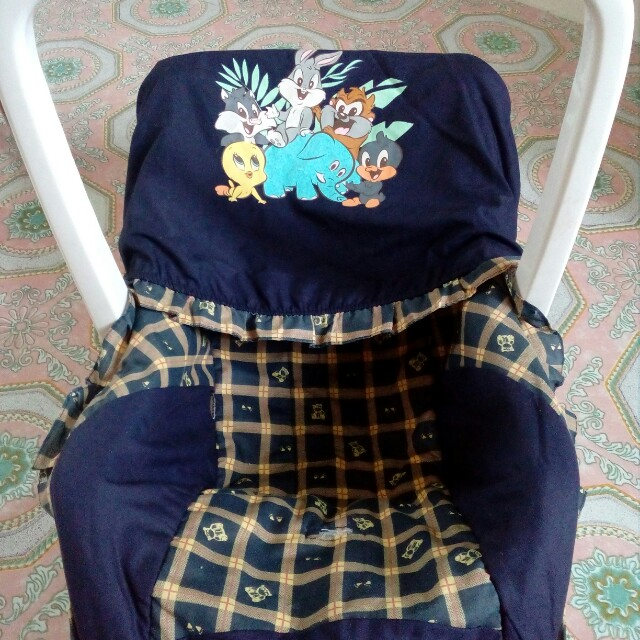 looney tunes baby rocking chair.