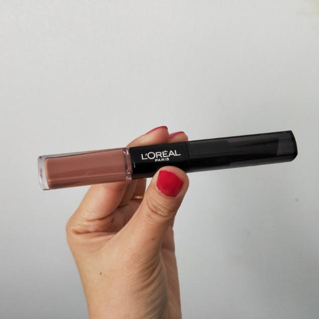 L'Oreal Infallible Longwear Lipstick