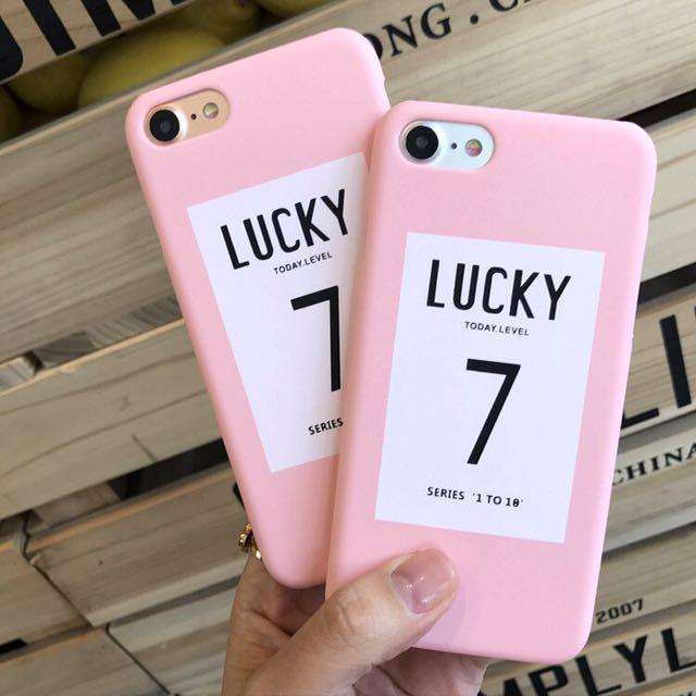 LUCKY 7 CASE