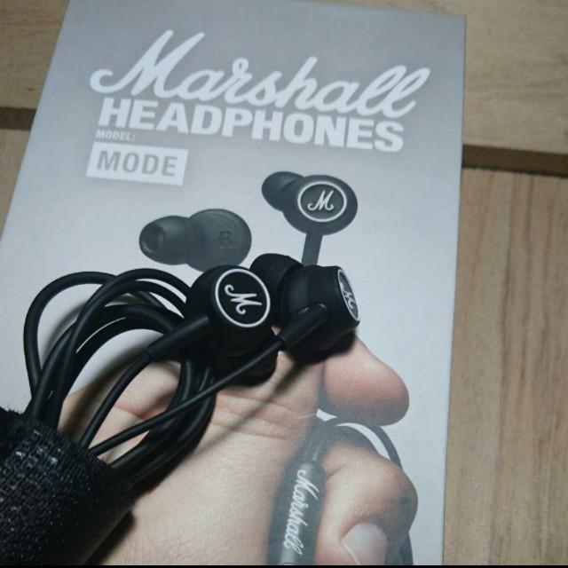 Marshall mode 耳機
