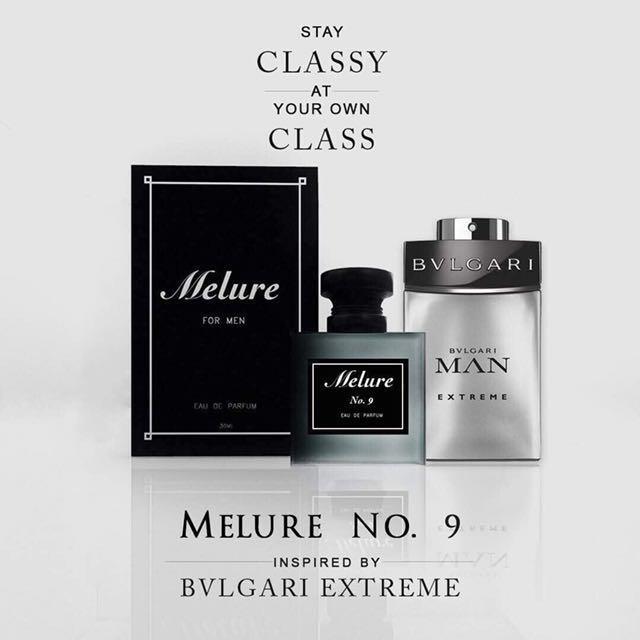 Melure Perfume Bulgari Extreme Health Beauty Perfumes Nail