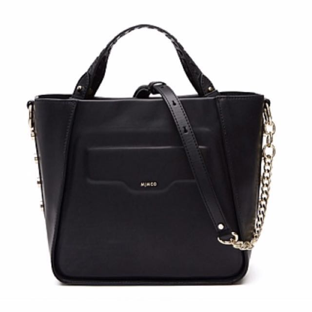Mimco illusion mini tote RRP $450