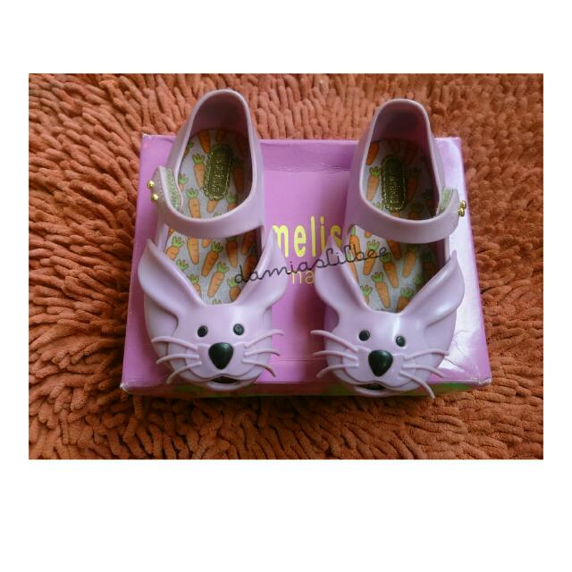 Mini melissa Ultragirl Rabbit Purple