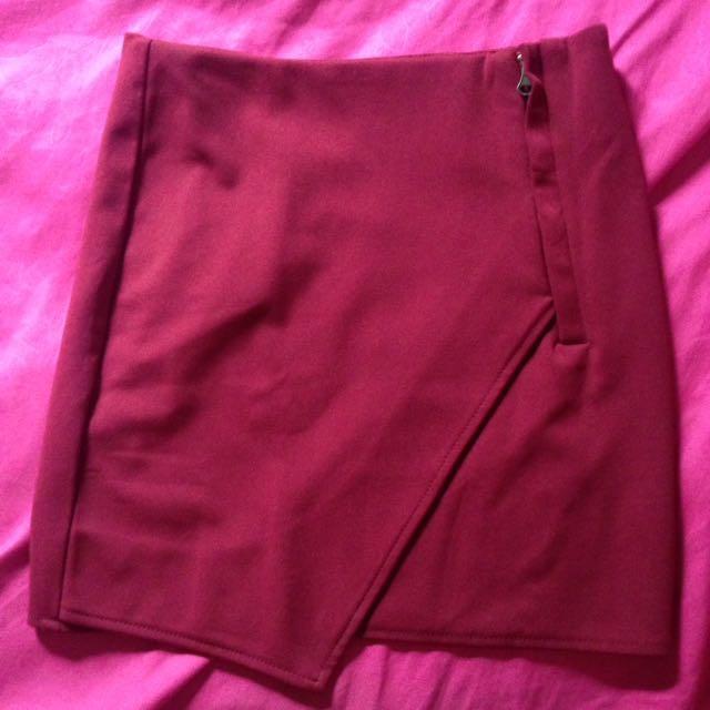 mini skirt brand Cavalier