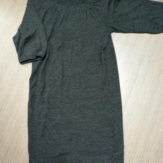 Moma S號專櫃洋裝    質感洋裝  品質洋裝  只穿過一次  腰部繫個細繩更好看