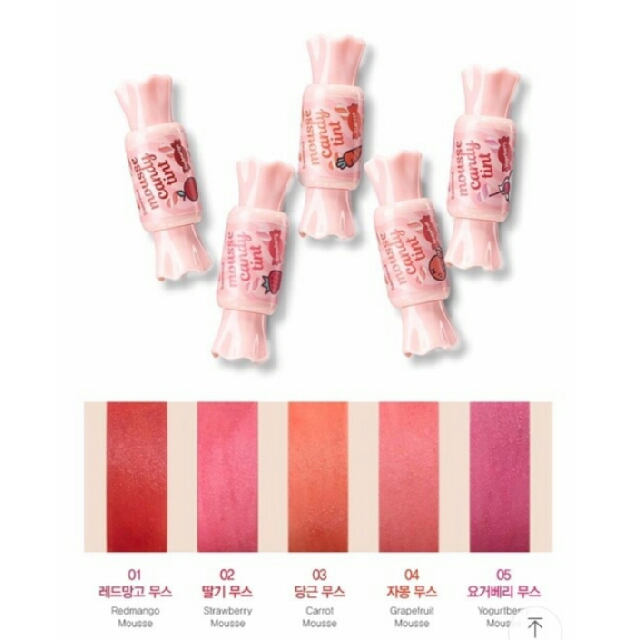 Mousse Candy Tint