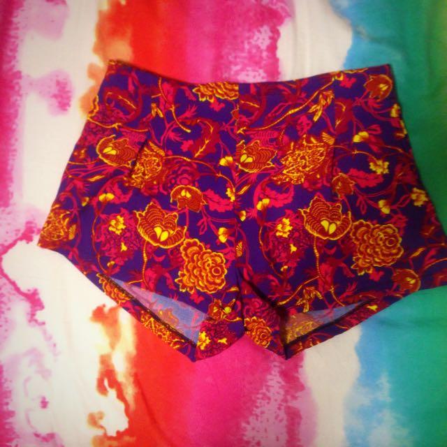 New Jorge Shorts - Size 8