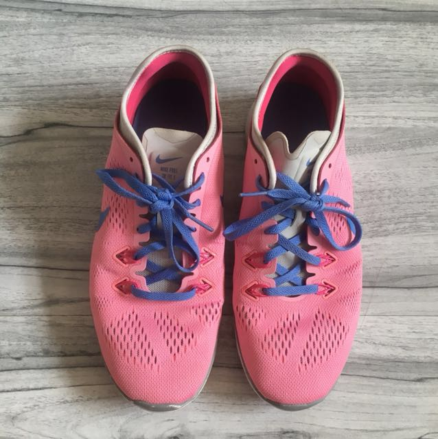 Nike free tr fit 5 woman pink