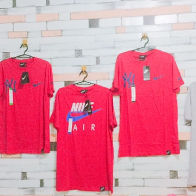 Nike shirts unisex couple shirt/ per pc