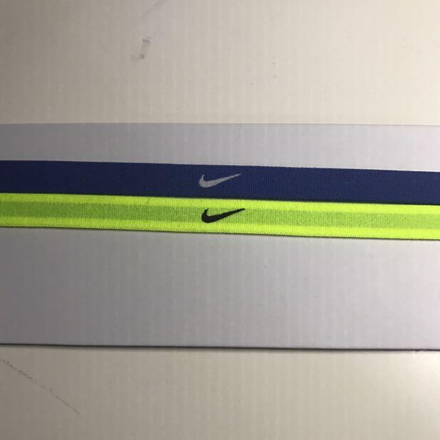Nike sport hair band
