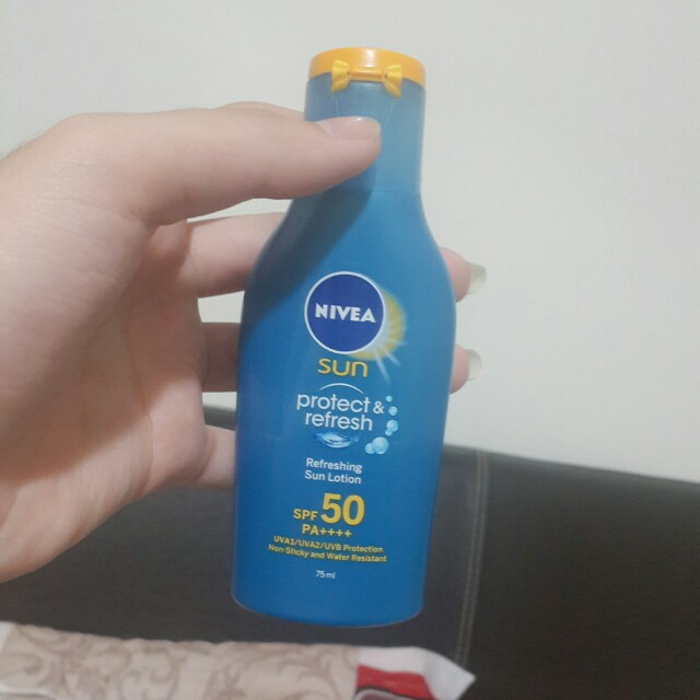 NIVEA 妮維雅 防曬乳 防水
