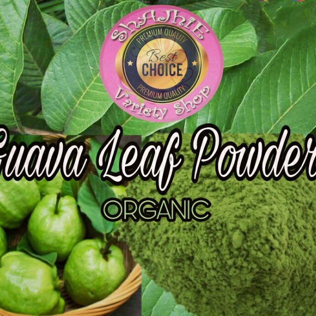 Organic Guava Powder