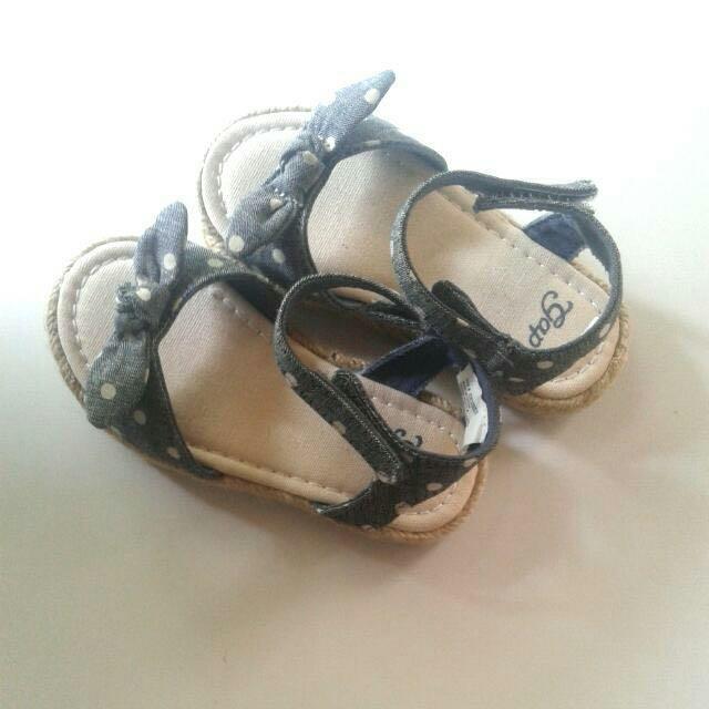 Original Baby Gap Girl's Shoes