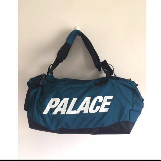 palace clipperbag blue autumn 2016 三用包 Supreme Nike 可參考