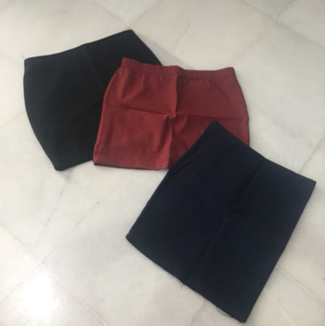 Panel skirts