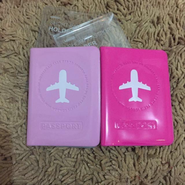 Passport Holder (Buku Passpor 50rb dapat 2)