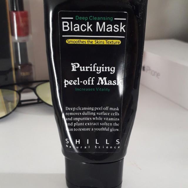 Peel mask