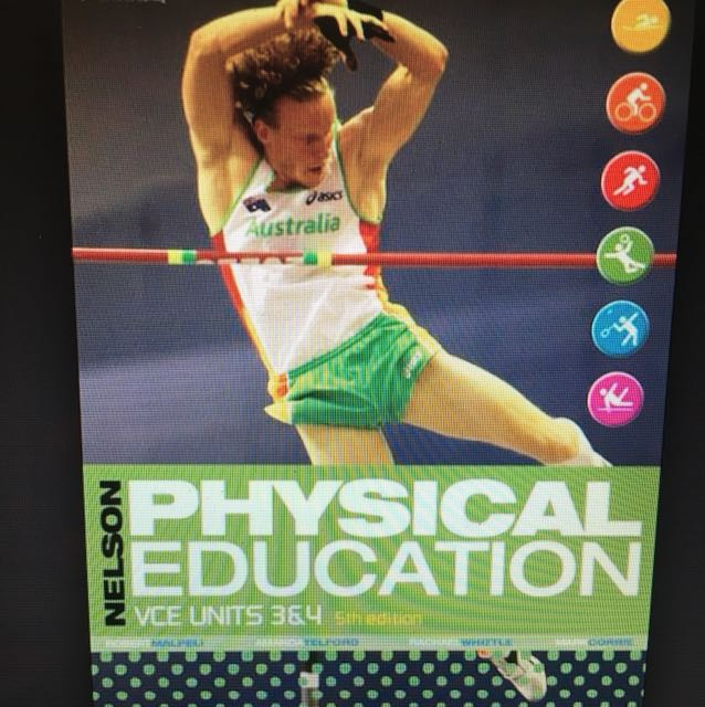 Physical Education Unit 3&4 5th Ed