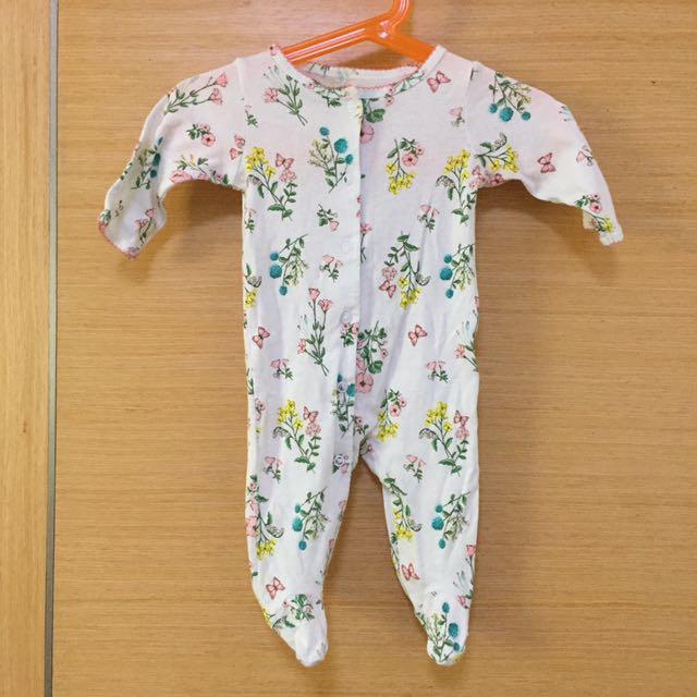 db2e6c95b9a57 PL Carter's Sleep Romper For Newborn/baby, Babies & Kids, Babies ...