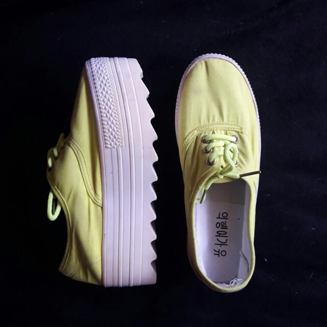 Platform shoes (Neon)