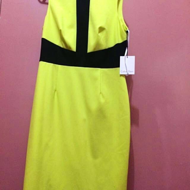 PRICE DROP AUTHENTIC CK DRESS!!!