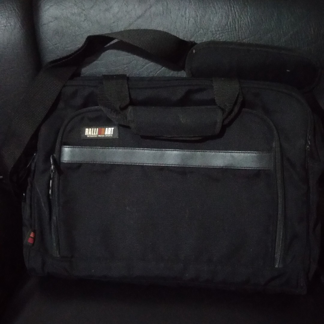 Ralliart orig Laptop bag