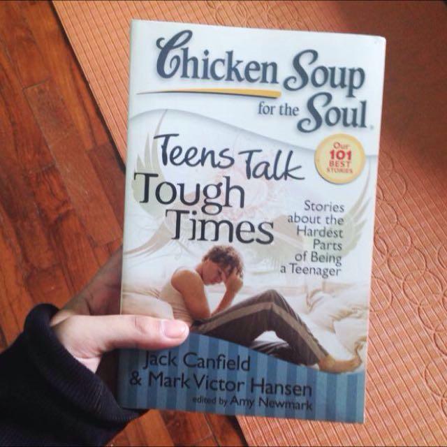 REPRICE!! Chicken Soup: Teens Talk