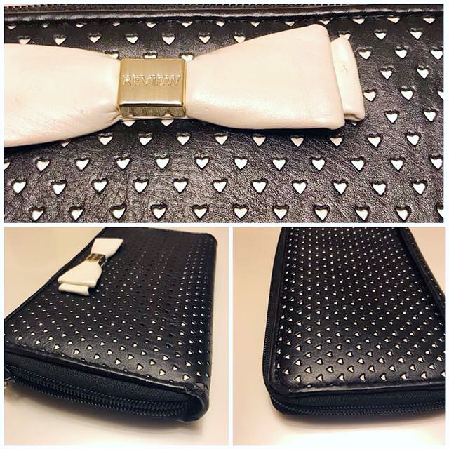 REVIEW | Lge Leather Tech Wallet/ Clutch