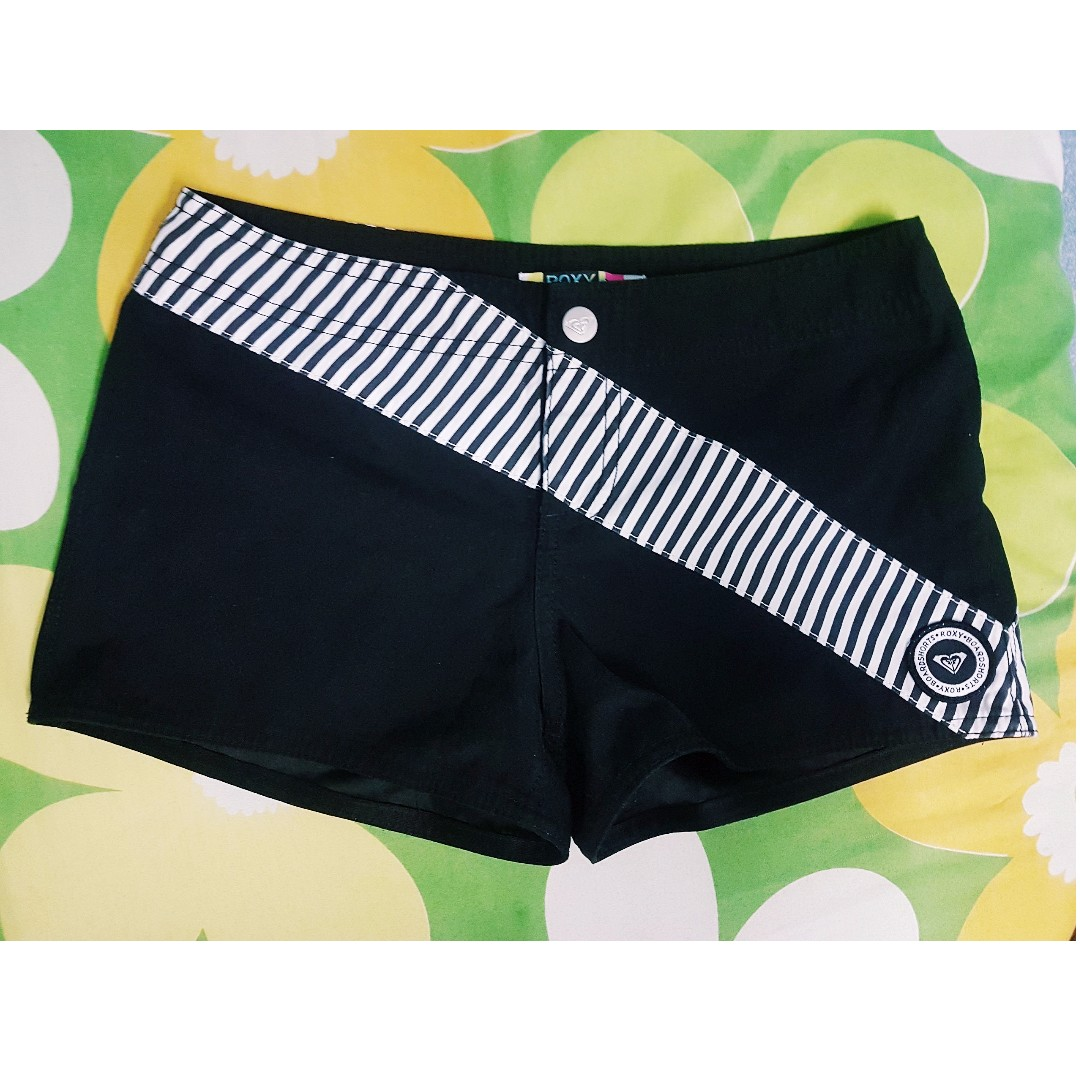 ROXY Black Boardshorts
