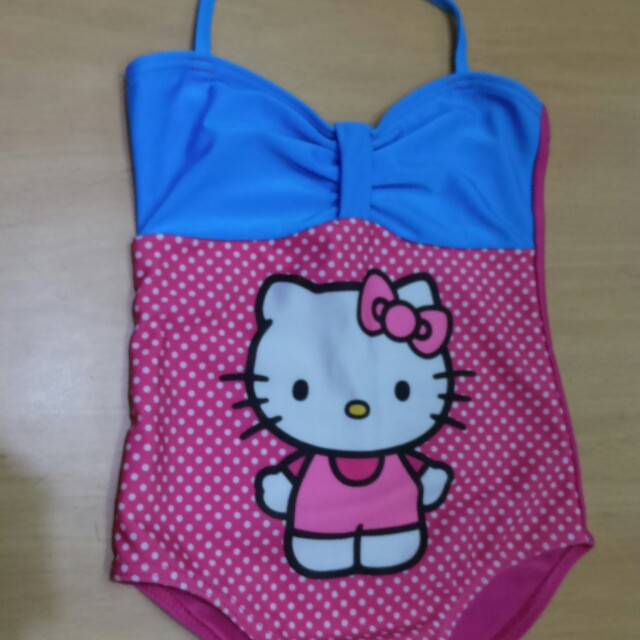 a8b43628bc Sanrio Hello Kitty bathing suit for baby girl, Babies & Kids, Babies ...